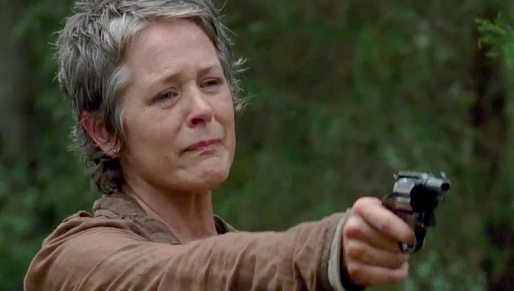 Carol de 'The Walking Dead'