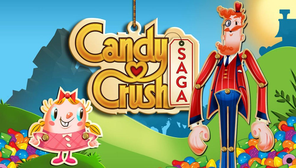Candy Crush Saga, en Windows 10
