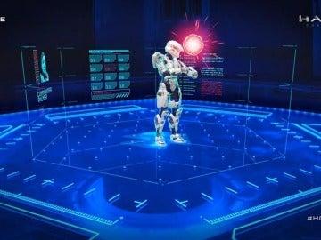 Halo 5 con Hololens