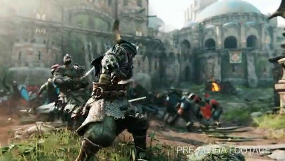 Neox Games For Honor Sera Uno De Los Juegos Mas Importantes Para