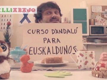 Curso de andaluz y euskera