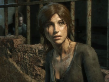 Lara Croft en Rise of the Tomb Raider