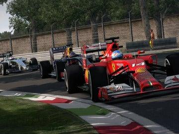 F1 2015 videojuego