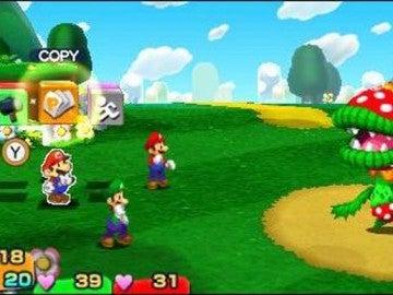 Mario&Luigi: Paper Jam Bros
