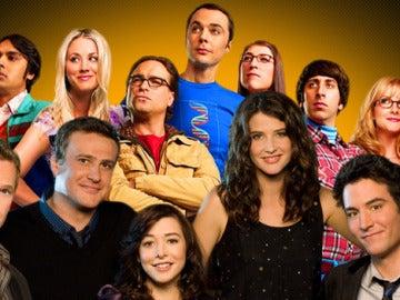 Maratón 'The Big Bang Theory' y 'Cómo conocí a vuestra madre'