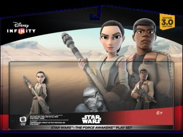 Star Wars en Disney Infinity