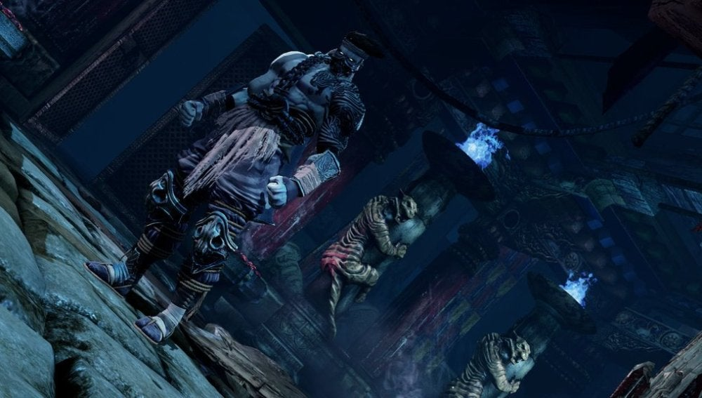 Shadow Jago en Killer Instinct