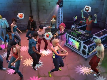 Los Sims 4: ¿Salimos?