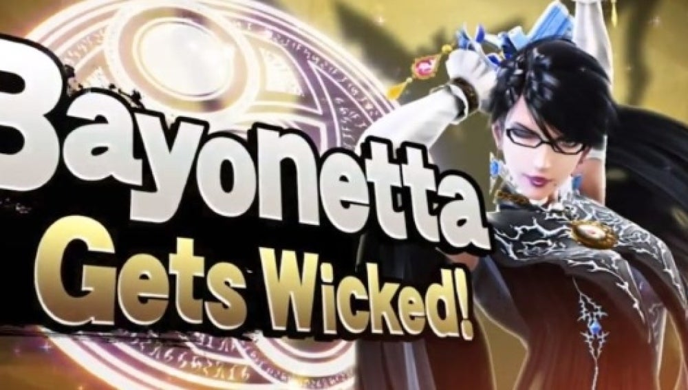 Bayonetta en Super Smash Bros