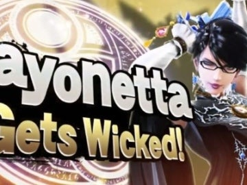 Bayonetta en Super Smash Bros