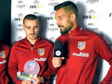 Torneo de futbolistas Atlético de Madrid FIFA 16