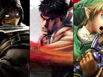 Los mejores juegos de lucha