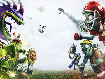 Plants vs. Zombis: Garden Warfare