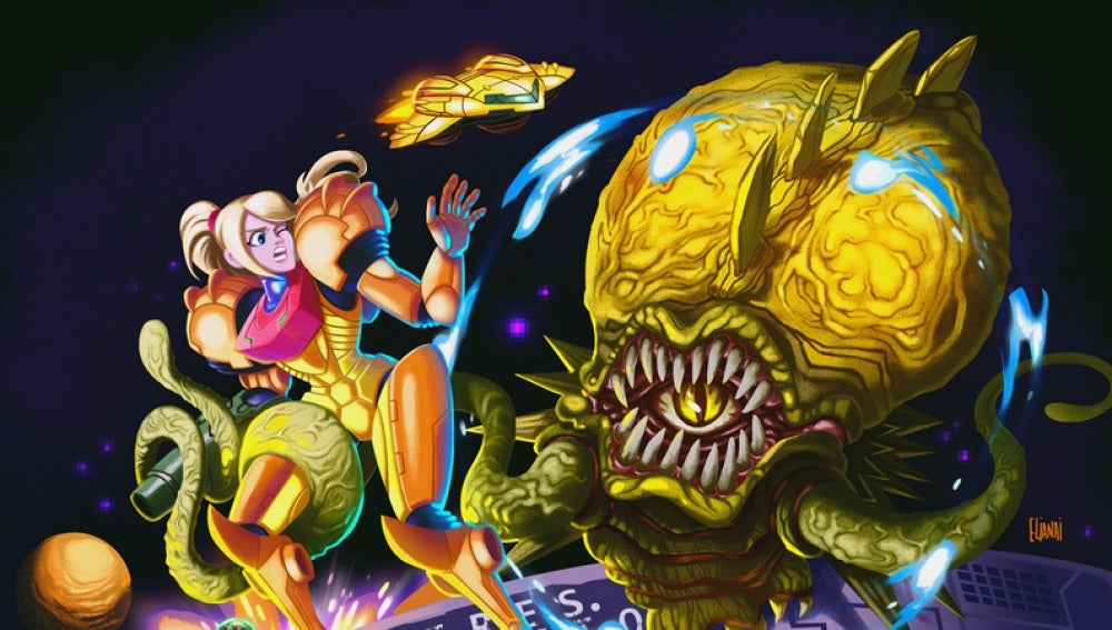 Super Metroid en los 90