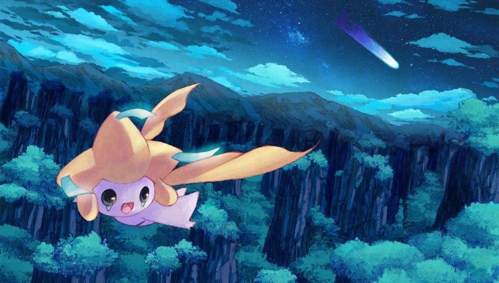 Jirachi, el Pokémon Deseo