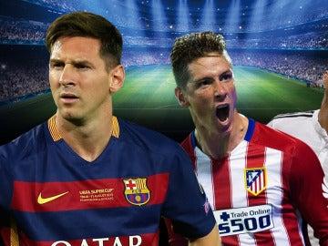 Imagen Liga BBVA jornada 34