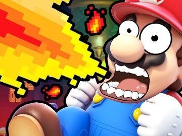 Fanart de Super Mario Maker