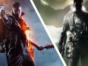Battlefield 1 vs CoD: Infinite Warfare