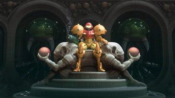 Ilustración de Metroid