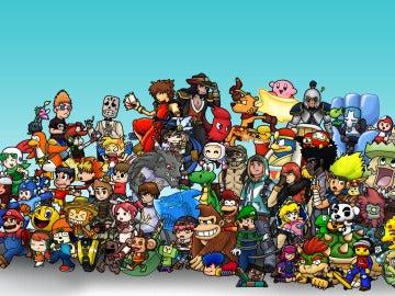 Personjaes de videojuegos