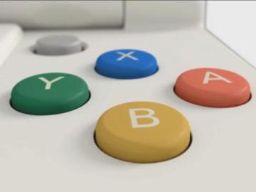 Botones de New Nintendo 3DS