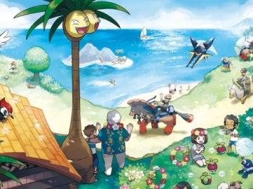 ¿Qué deberían aprender 'Pokémon Sol y Luna' de 'Pokémon GO'?