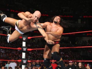 Rusev retiene el campeonato de Estados Unidos en 'Raw'