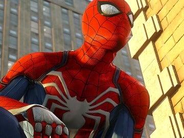 Spider-man en PS4 Pro