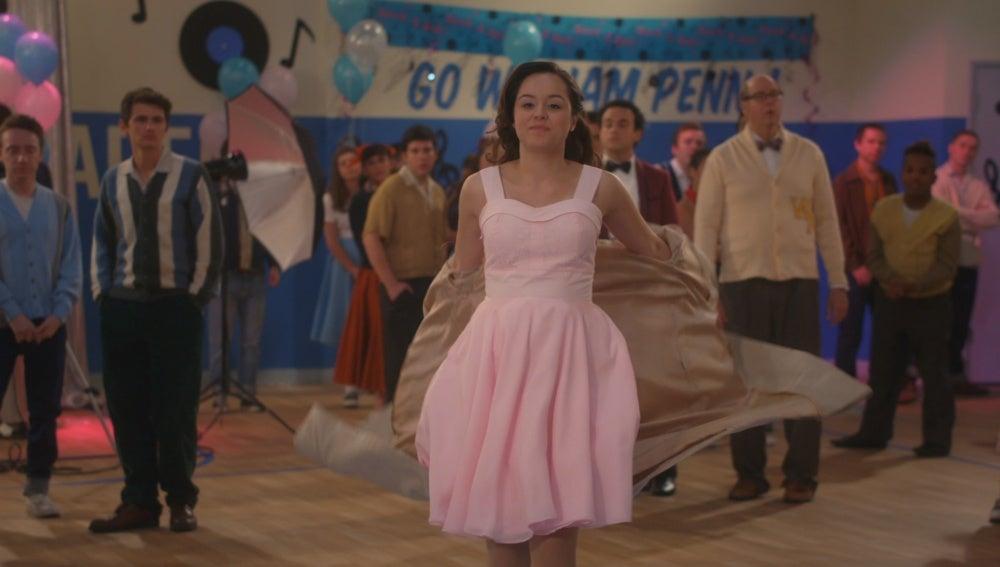 Los Goldberg quieren ser bailarines