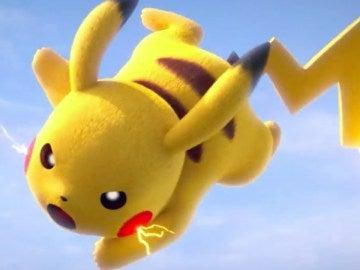 Pikachu en Pokkén Tournament