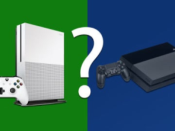 Xbox One Slim y PS4 Slim