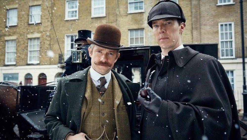 Neox emite Sherlock, este domingo