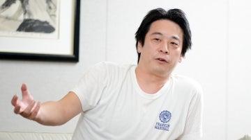 Hajime Tabata, director de Final Fantasy XV