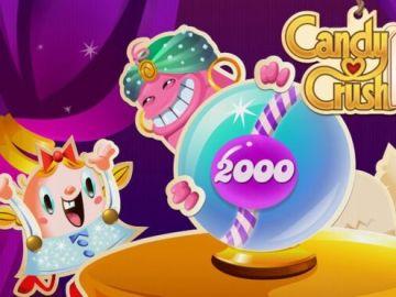Nivel 2000 de Candy Crush