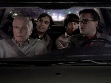 Descubre los cameos de 'The Big Bang Theory'