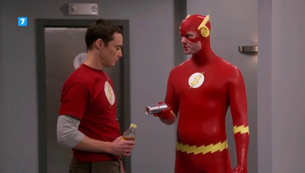 Frame 12.303277 de: The Big bang Theory: 'La trascendencia de la dependencia'