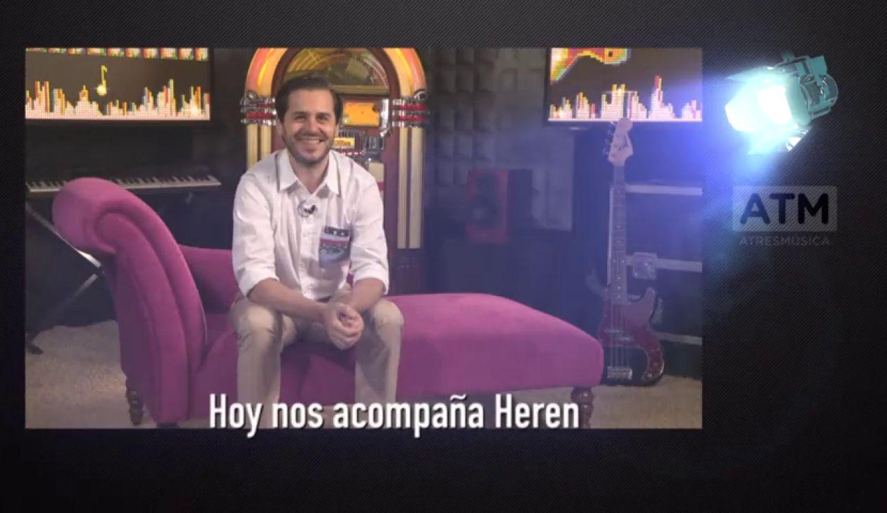 Frame 7.049874 de: Bebe, Nya de la Rubia, Xoel López y una entrevista con Heren, en Atresmúsica