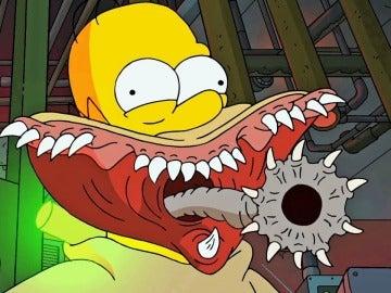 La cabecera más terrorífica de 'Los Simpson' por Guillermo del Toro