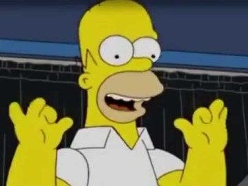 La vez que el voto electrónico cambió el voto de Homer Simpson