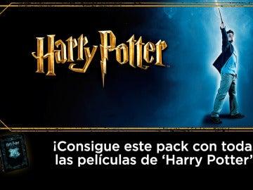La saga Harry Potter en Neox