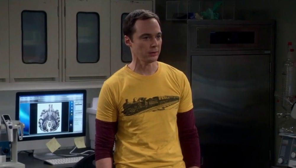 """Frame 35.206743 de: Sheldon: """"Creía que te encantaría procear conmigo"""""""