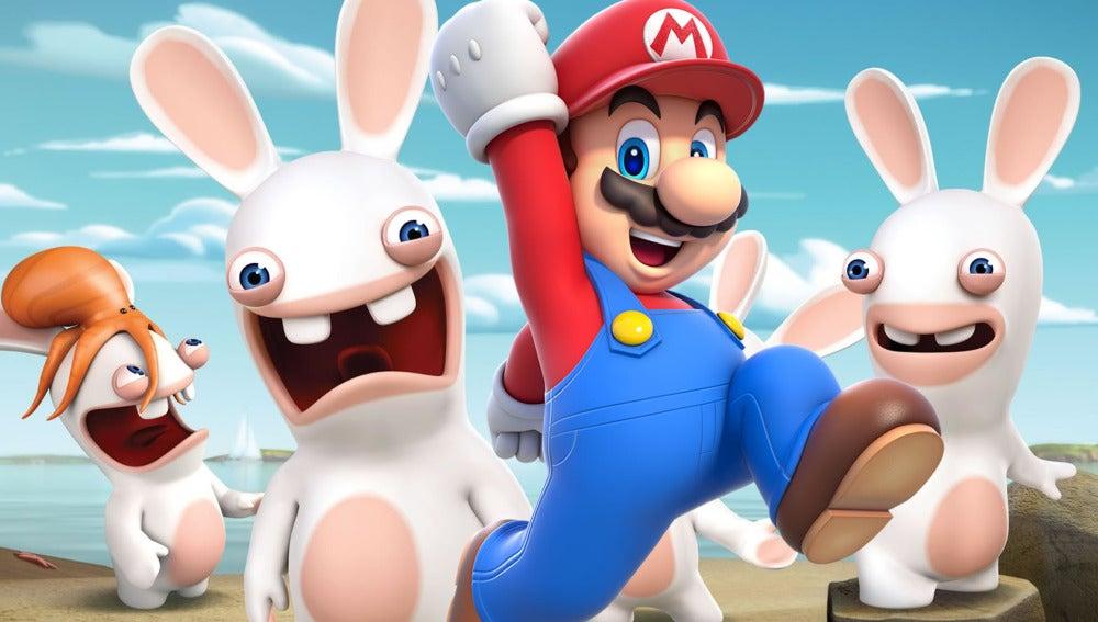 Super Mario y Rabbids