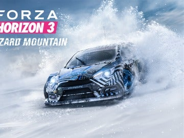 Blizzard Moutain