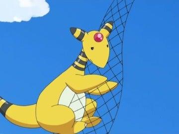 Ampharos en Pokémon