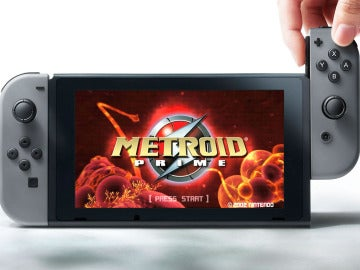 Metroid Prime en Nintendo Switch