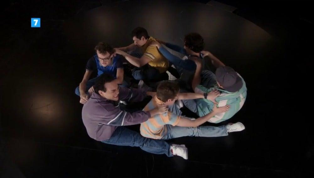 Frame 4.903939 de: 'El mejor musical de la historia' llega a Los Goldberg
