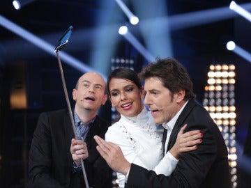 Esta noche a las 22:30, en Antena 3, la tercera gala de 'Hipnotízame'