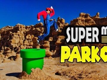 Super Mario Run Parkour