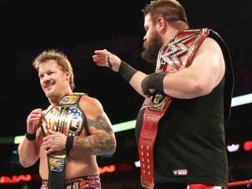 Chris Jericho es el nuevo campeón de Estados Unidos