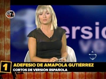 Frame 3.392565 de: La invitada más impertinente de 'Versión Española'